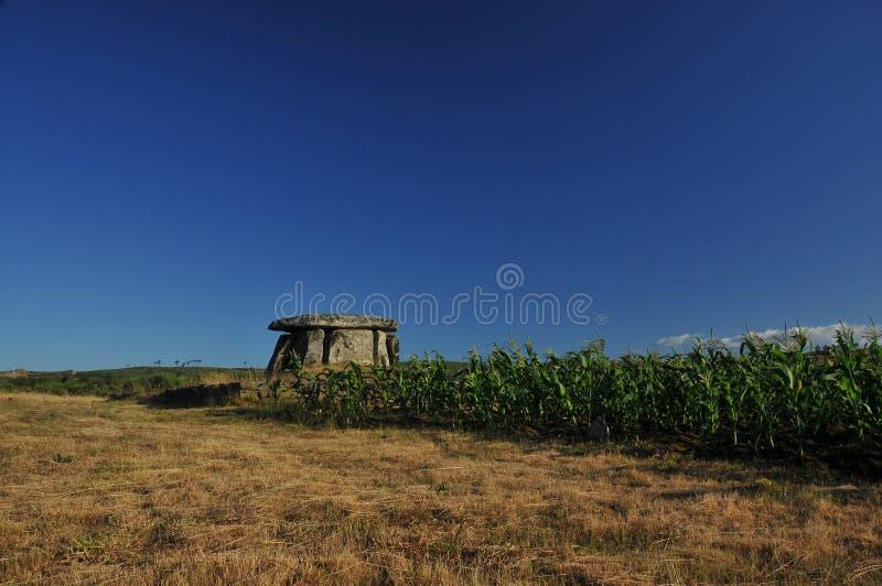 kukurydzany dolmen obrazy stock