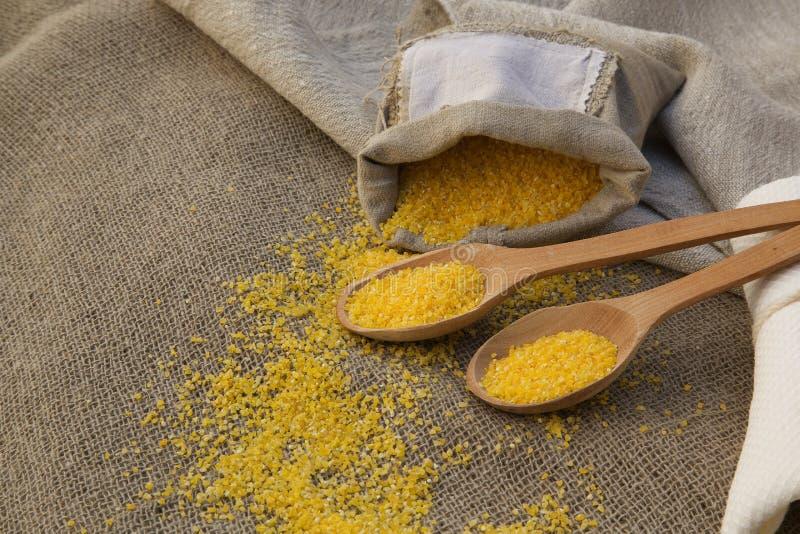 Kukurydzany zboże zdjęcie stock