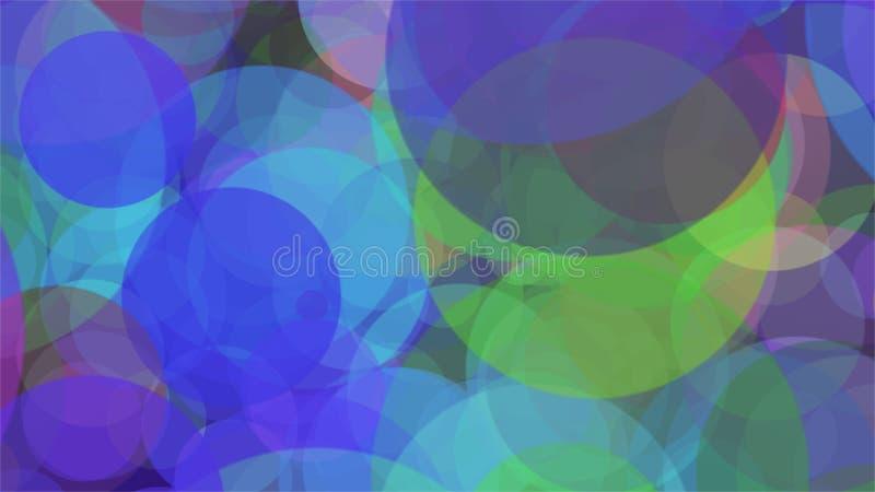 Kulör bakgrund - abstrakt bild vektor illustrationer