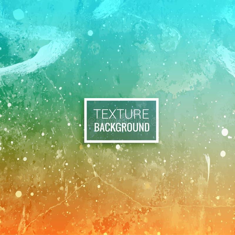 kulör illustration för design för vektor för texturbakgrundsvägg stock illustrationer