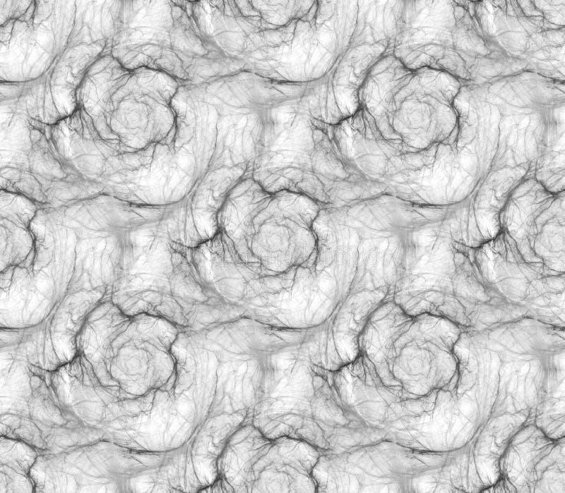 kulör pastell för bakgrund Mjuk blyertspennateckning av den sömlösa modellen för plasmaboll vektor illustrationer
