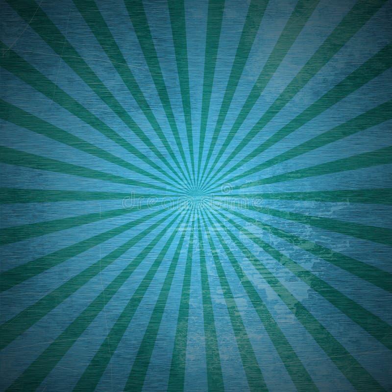 kulör stråltappning för bakgrund vektor illustrationer