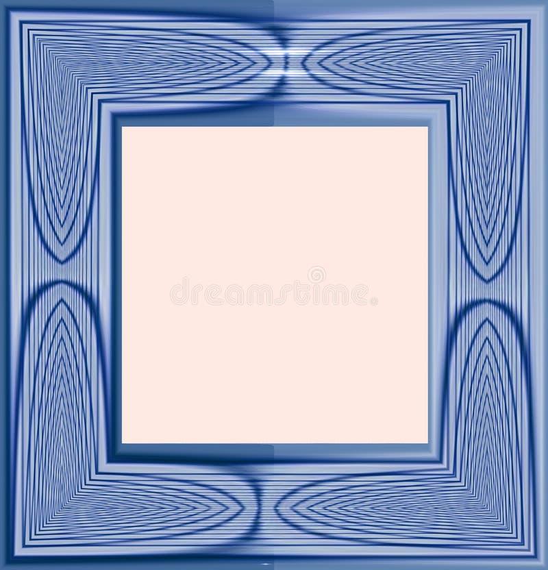 kulört symmetriskt ramfoto för abstrakt begrepp royaltyfri fotografi