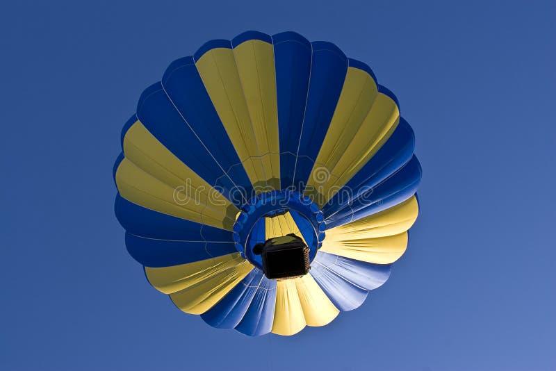 kulört varmt mång- för luftballon arkivfoton