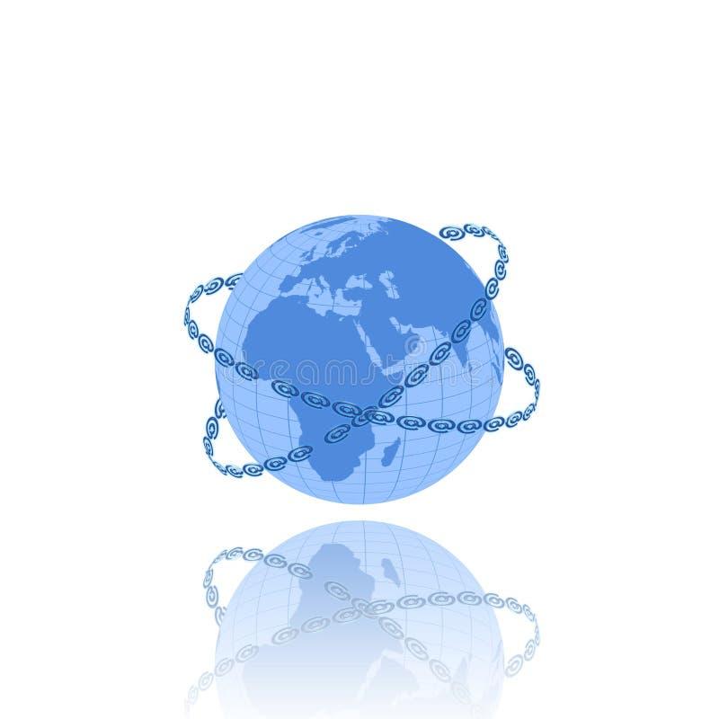 kulę royalty ilustracja