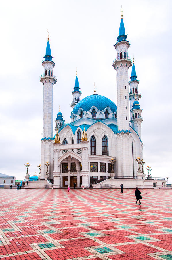 Kul meczet Sharif obrazy stock