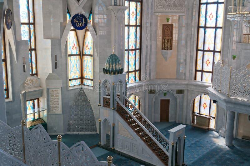 Kul Sharif mosque in Kremlin. Kazan. Russia. Kul Sharif mosque in Kazan Kremlin. Russia stock photos