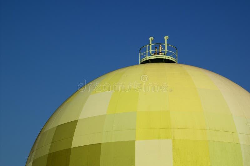 kula gazu obrazy stock