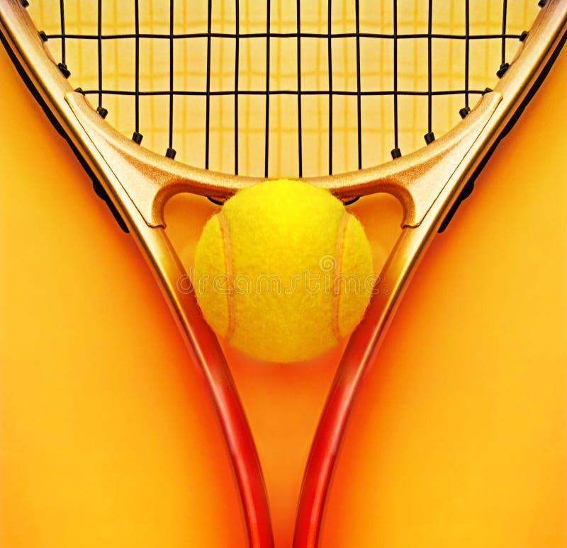 kula kanta ilustracyjny tenisa wektora fotografia stock