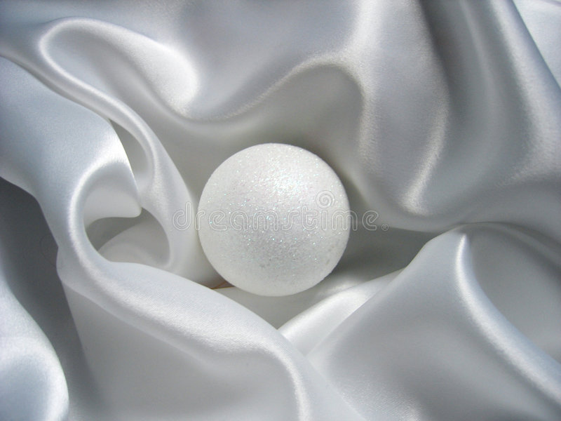 kula shining white zdjęcia stock