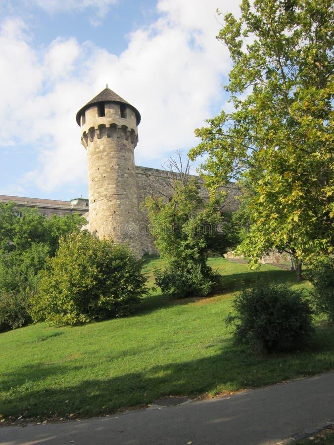 Kula u Madjarskoj obraz stock