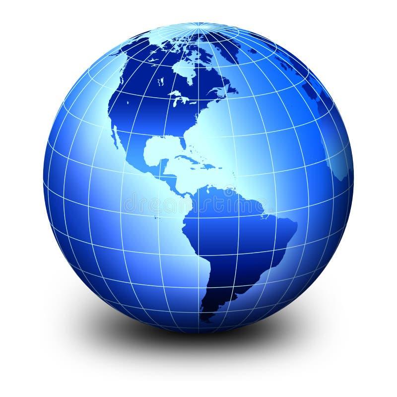kula ziemska błękitny świat