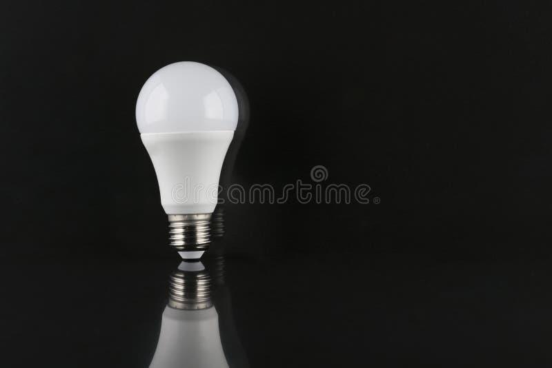 kulan förde lampa royaltyfri foto