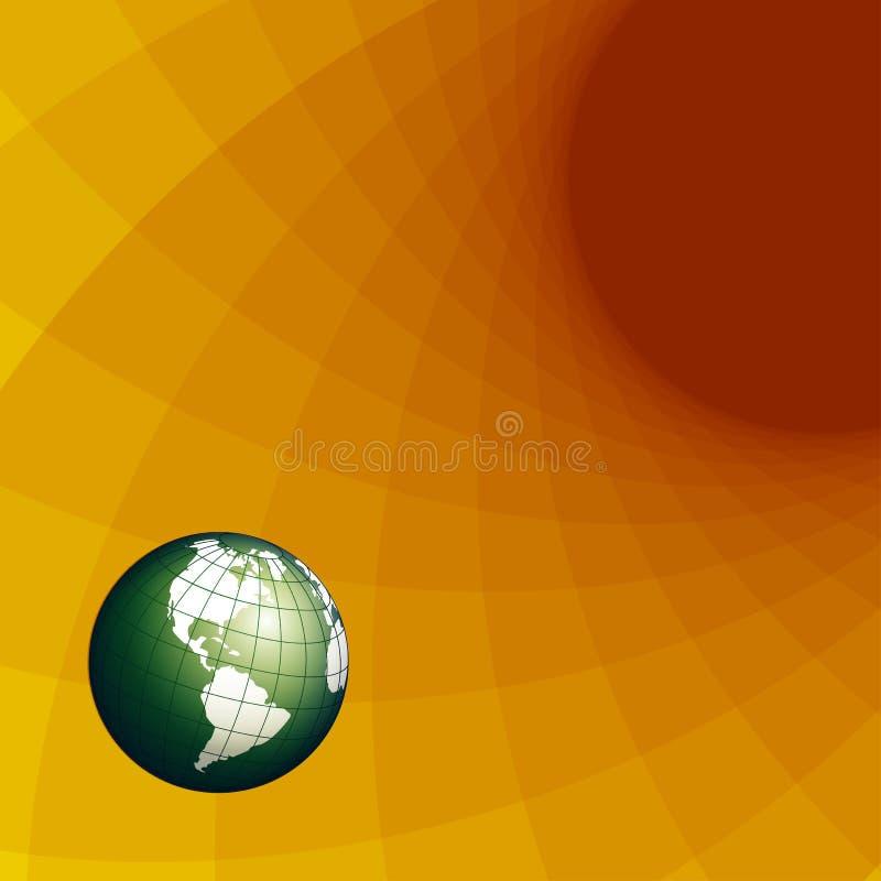kuli ziemskiej tekstura ilustracji