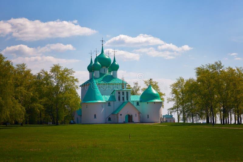 Kulikovo领域,俄罗斯 免版税库存图片