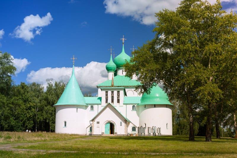 Kulikovo领域 免版税图库摄影