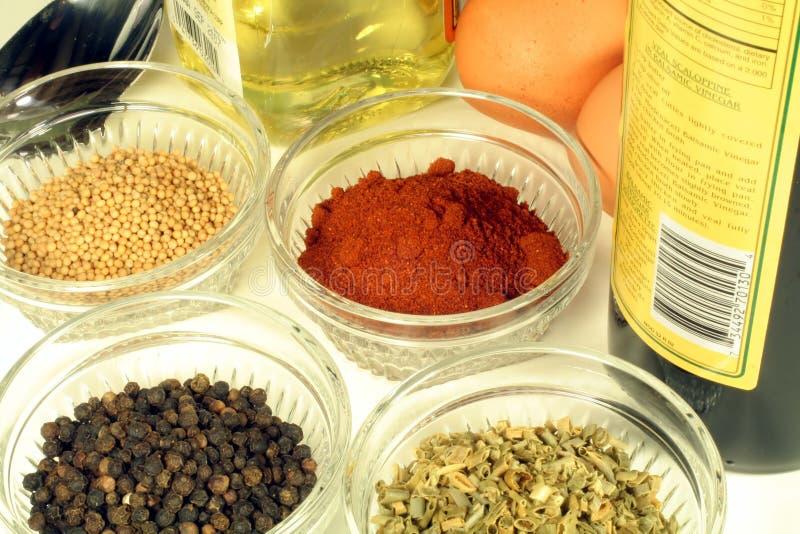 kulinarni składników obraz royalty free