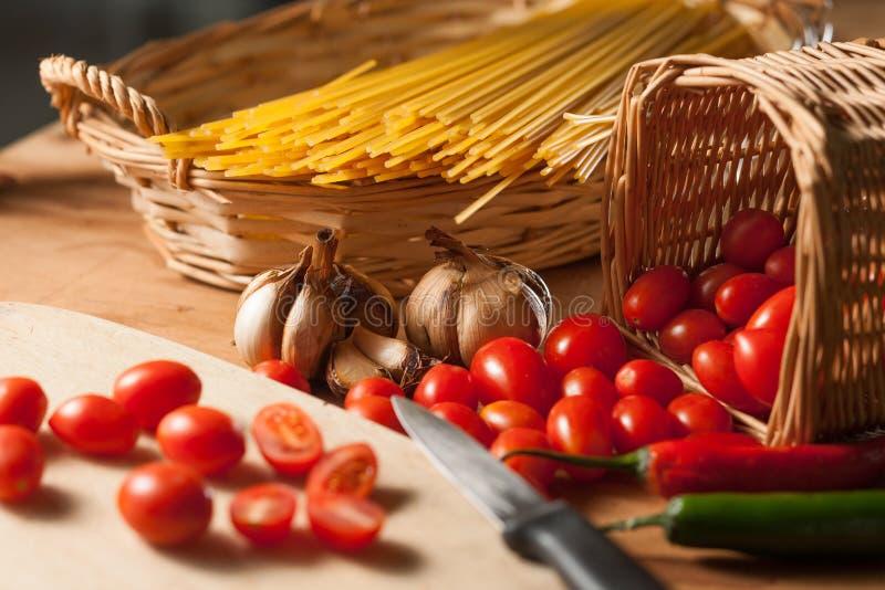 Kulinarni składniki zdjęcia royalty free
