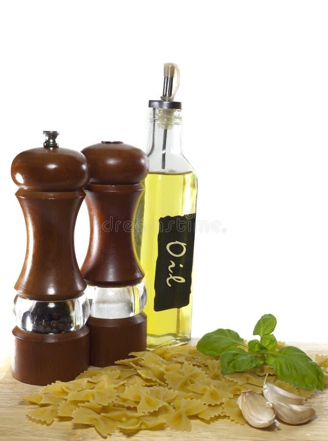 kulinarny włoski sampler zdjęcie stock