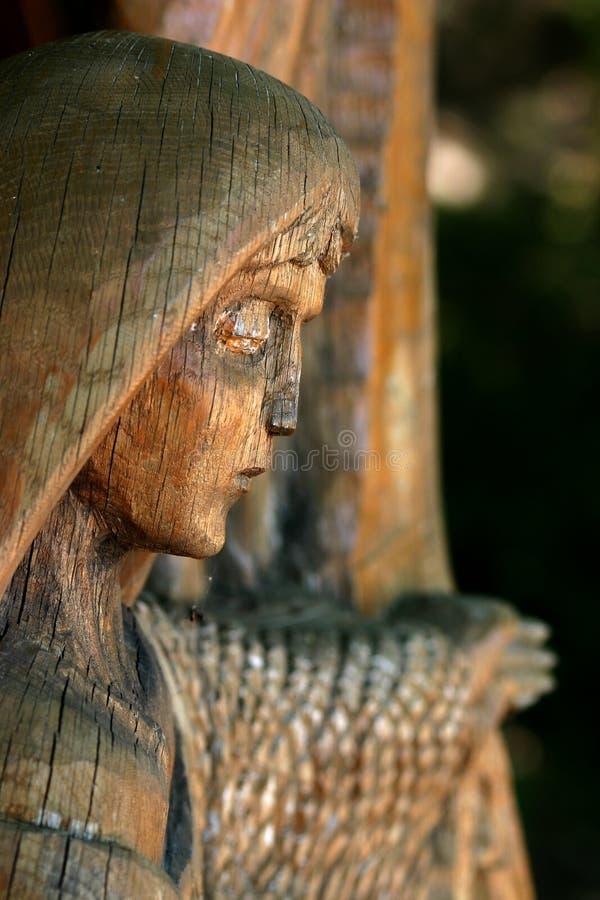 Download Kulllithuania häxa fotografering för bildbyråer. Bild av staty - 281163
