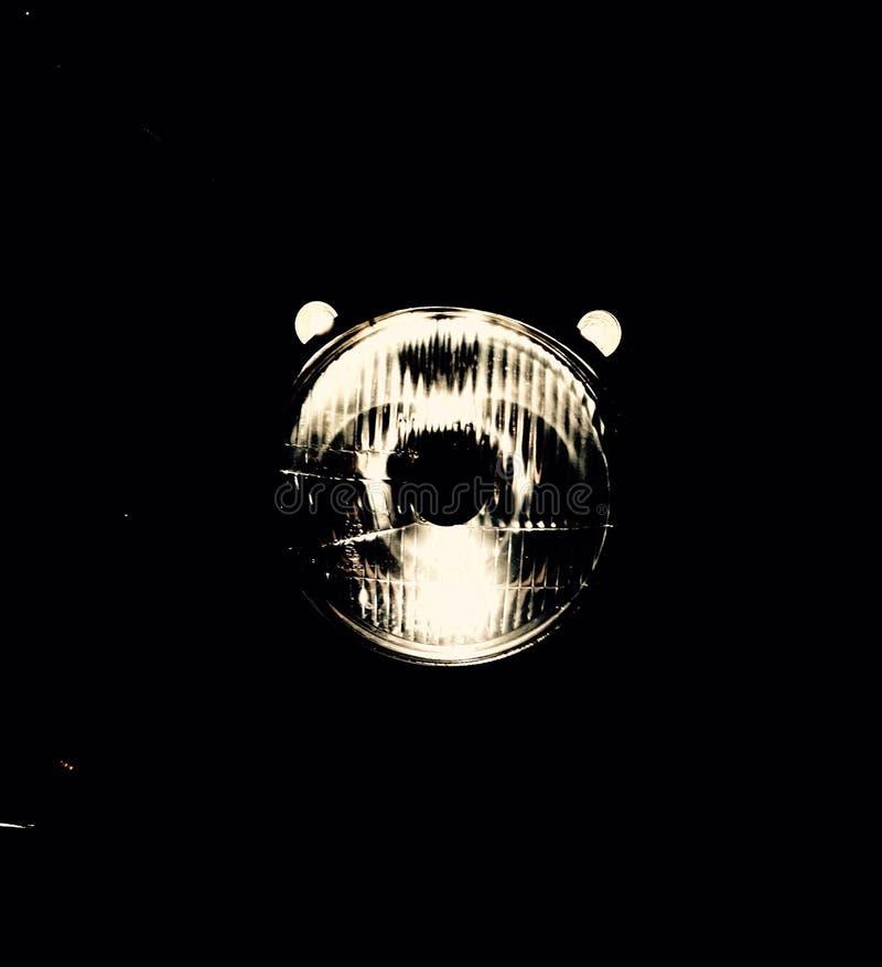 Kulpannlampor arkivbild