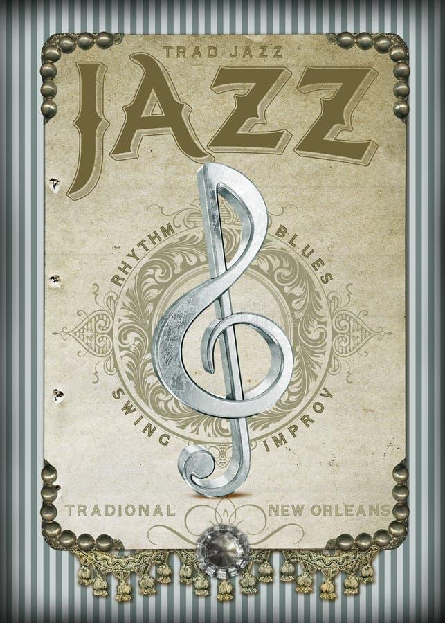 Kultur französischen Viertels Louisiana New Orleans lizenzfreie abbildung