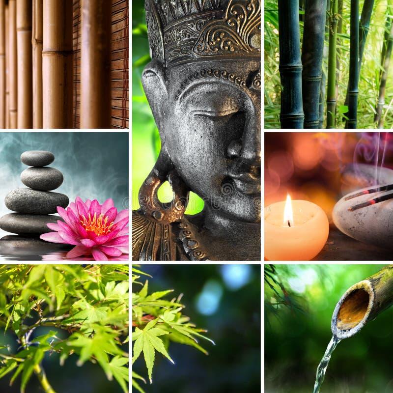 kultura Oriental obrazy royalty free