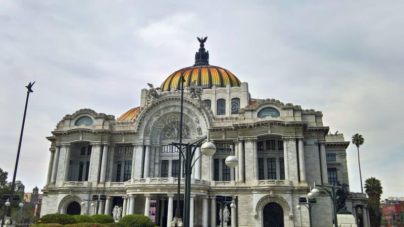 Kulturalny centre w Meksyk obraz stock