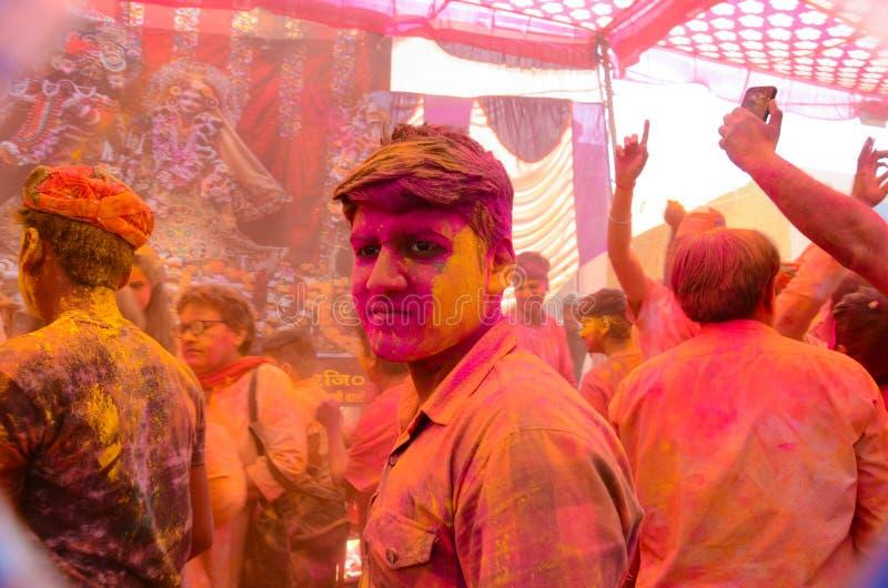 Kulturalny Colour obraz royalty free