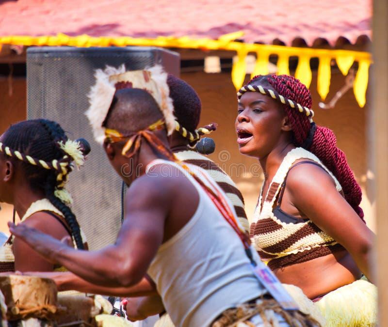 Kultureller Fest Surajkund lizenzfreies stockfoto