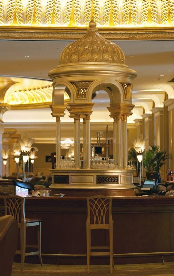 kuluarowy hotelu luksus fotografia royalty free