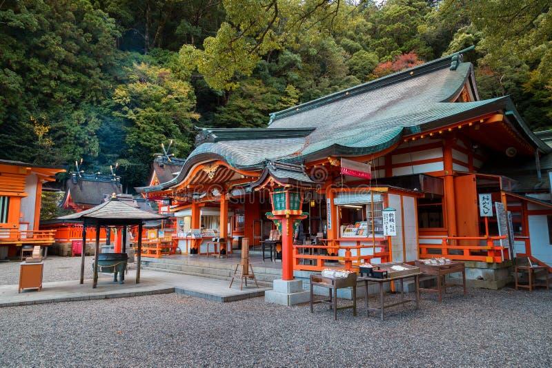 Kumano Nachi Taisha Grand Shrine in Wakayama, Japan lizenzfreie stockfotografie