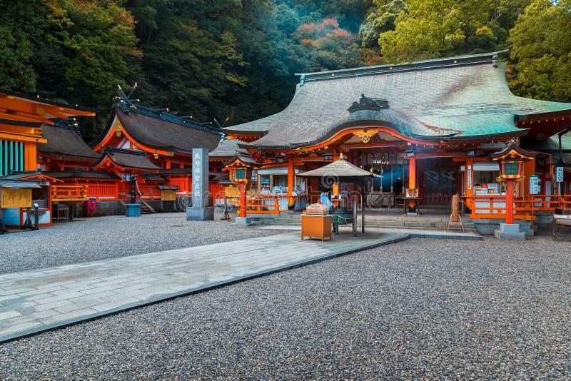 Kumano Nachi Taisha Grand Shrine in Wakayama, Japan lizenzfreies stockbild