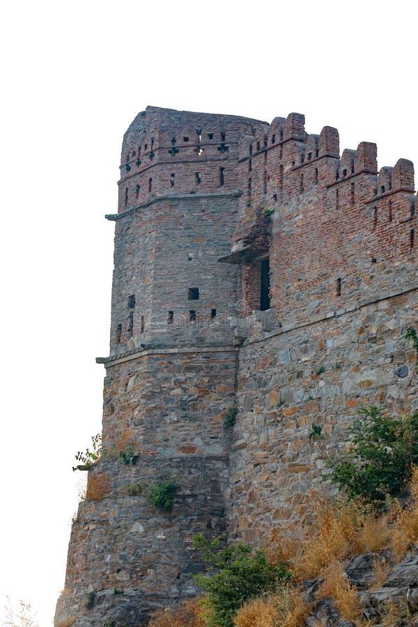 Kumbhalgard Fort nel rajasthan india fotografia stock