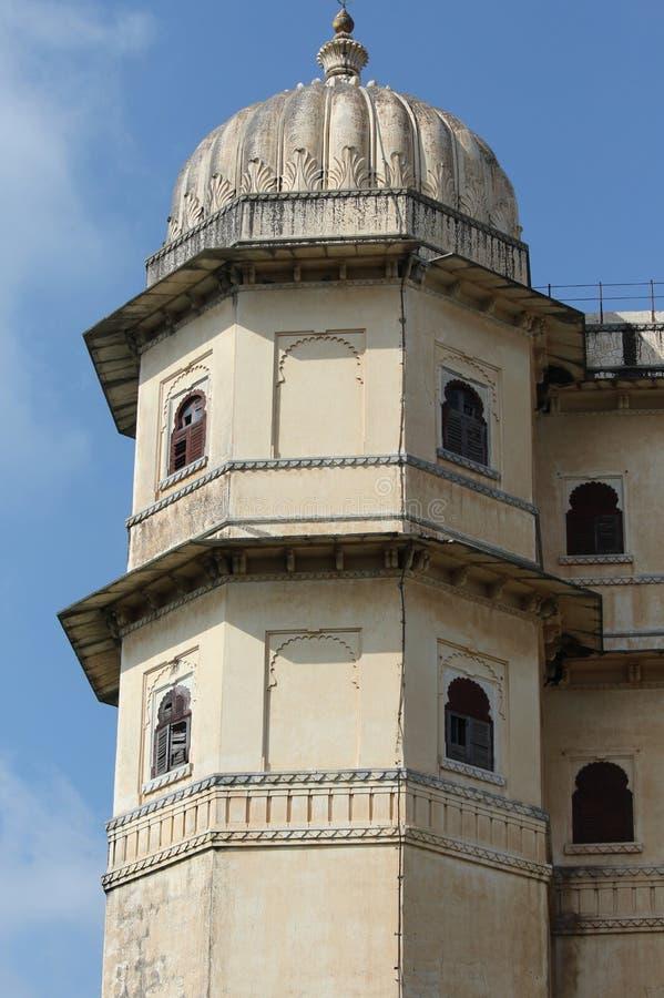 Kumbhalgarh堡垒 库存图片
