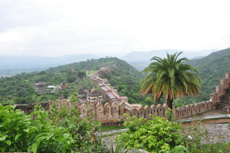 Kumbhalgarh image libre de droits