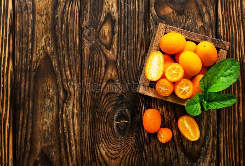 kumquat imagem de stock royalty free