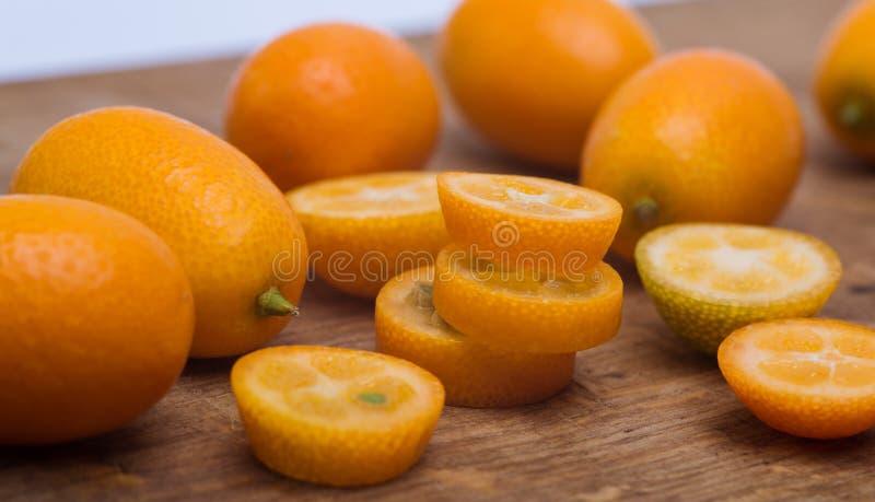 kumquat foto de stock