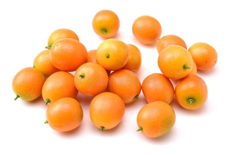 Kumquat fresco del dulce y del jugo imagen de archivo libre de regalías