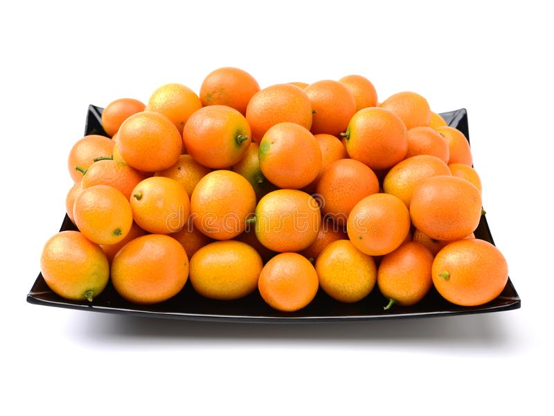 Kumquat fresco do doce e do suco imagem de stock royalty free