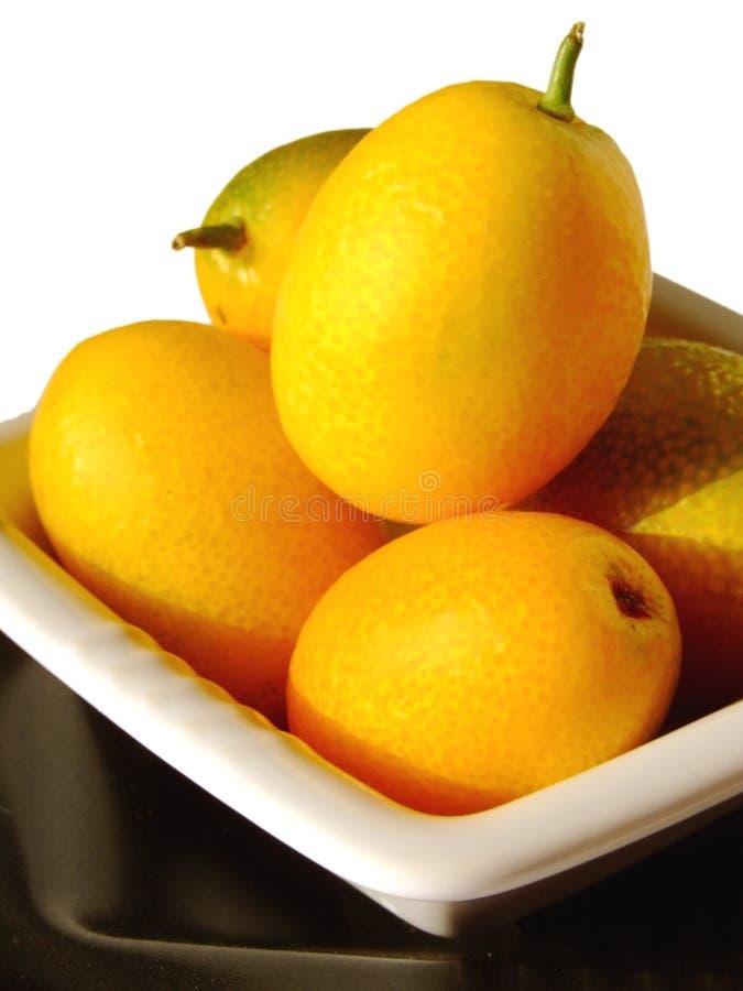Kumquats fotos de archivo libres de regalías