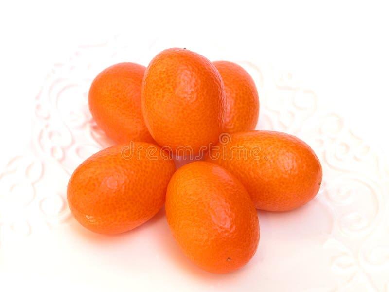 Kumquats stock afbeeldingen