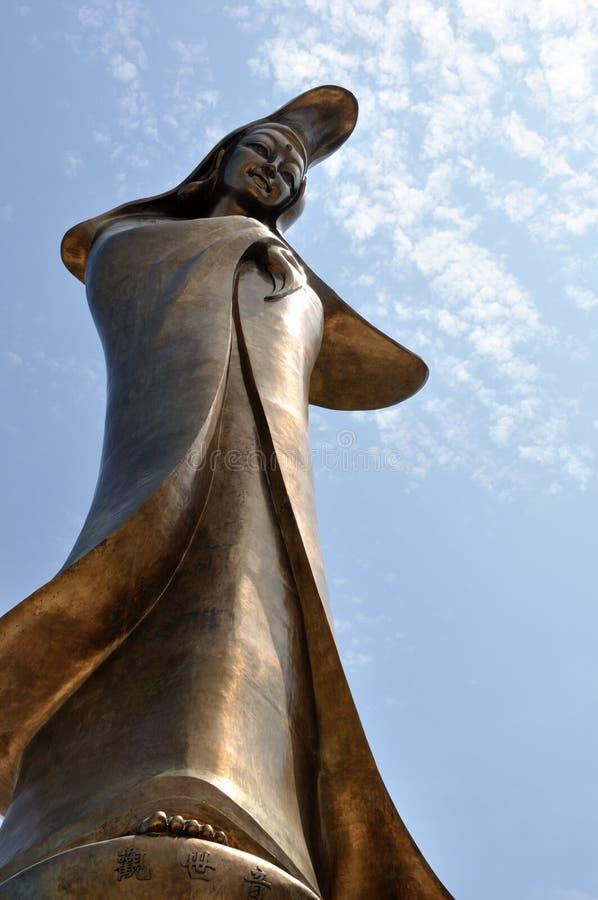 Download Kun Iam Statue stock photo. Image of macau, goddes, rise - 14135914