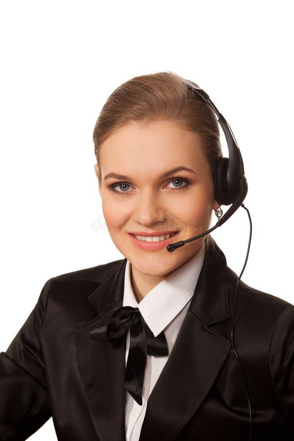 Kundenbetreuung lizenzfreie stockfotos