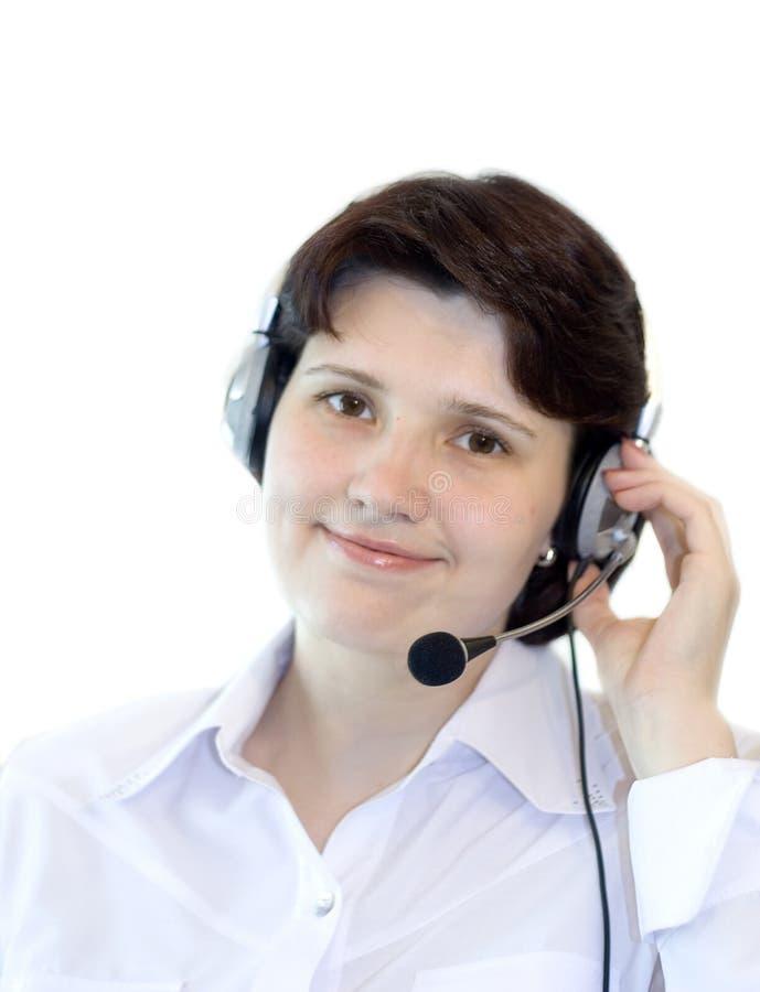 Kundendienst Stockfotografie