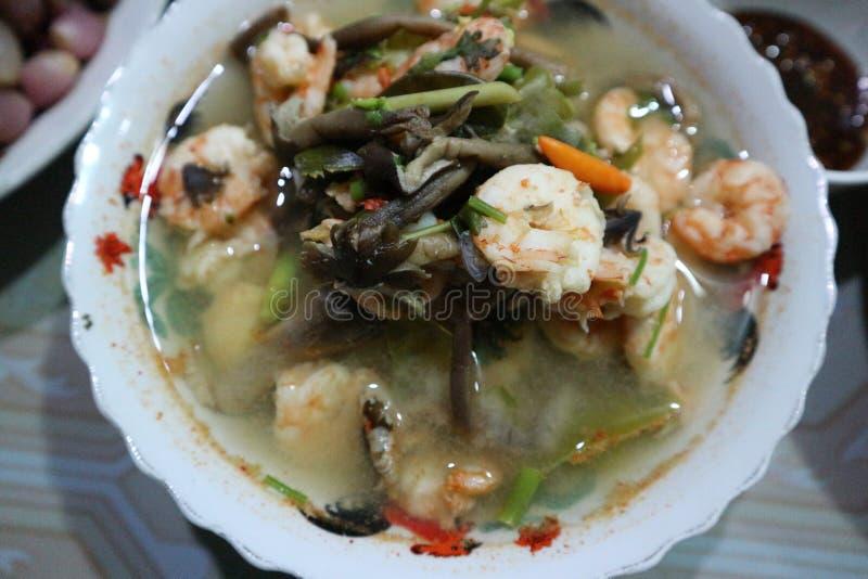 Kung do yum de Tom fotografia de stock