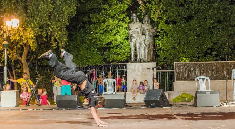 Kung Fu festival arkivfoton