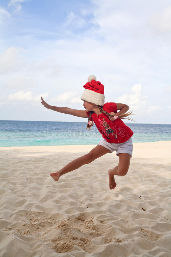 Kung Fu - Santa fotografia de stock royalty free