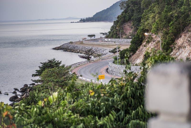 Kung Wimarn Beachs Hügel so lizenzfreie stockfotos