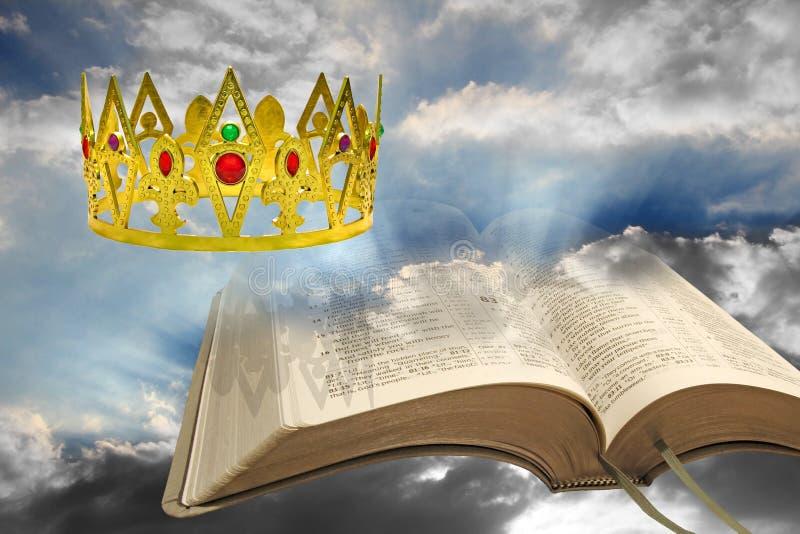 Kungarike av himlarna arkivfoto